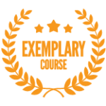 Exemplary Course Badge