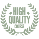 High Quality Course Badge